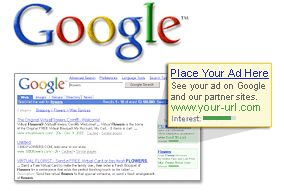 Google Adwords Credit Card