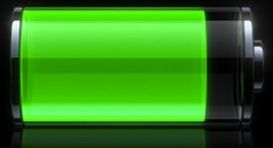 full iPhone battery
